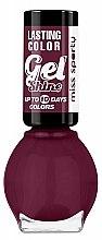 Parfums et Produits cosmétiques Vernis à ongles effet gel - Miss Sporty Lasting Colour Gel Shine Nail Polish