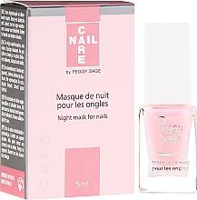 Parfums et Produits cosmétiques Masque de nuit pour ongles - Peggy Sage Night Mask For Nails
