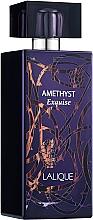 Parfums et Produits cosmétiques Lalique Amethyst Exquise - Eau de Parfum