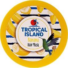 Parfums et Produits cosmétiques Masque cheveux nourrissant banane - Marion Tropical Island Banana Hair Mask