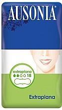 Parfums et Produits cosmétiques Protège-slips ultra-minces, 18 pcs - Ausonia Compresses Extraplana