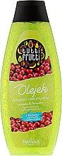 Parfums et Produits cosmétiques Huile de bain à la poire et à canneberge - Farmona Tutti Frutti Bath Oil