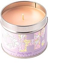 Parfums et Produits cosmétiques Bougie parfumée, Fraise - Oh!Tomi Fruity Lights Candle