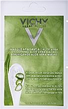 Parfums et Produits cosmétiques Masque apaisant à l'aloe vera - Vichy Mineral Masks Soothing Aloe Vera Mask
