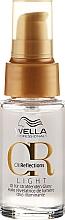 Parfums et Produits cosmétiques Huile légère à huile de camélia pour cheveux - Wella Professionals Oil Reflection Light