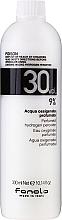 Parfums et Produits cosmétiques Émulsion oxydante 9% - Fanola Acqua Ossigenata Perfumed Hydrogen Peroxide Hair Oxidant 30vol 9%