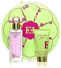 Parfums et Produits cosmétiques Escada Joyful - Coffret (eau de parfum/75ml + lotion pour corps/50ml)