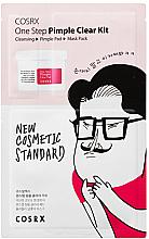 Parfums et Produits cosmétiques Coffret cadeau - COSRX One Step Pimple Clear Kit (gel/1.2ml + pad/5mlX2EA + mask/21ml)