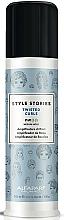 Parfums et Produits cosmétiques Crème coiffante - Alfaparf Style Stories Twisted Curls Medium Hold