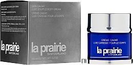 Parfums et Produits cosmétiques Crème-soufflé au caviar pour corps - La Prairie Skin Caviar Luxe Souffle Body Cream