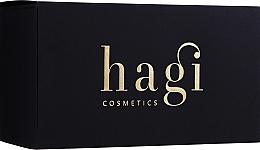 Parfums et Produits cosmétiques Hagi Cosmetics Momenty - Coffret (huile corps 100ml + beurre corps 100ml)