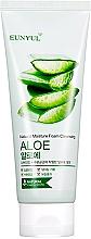 Parfums et Produits cosmétiques Mousse à l'aloe vera pour visage - Eunyul Aloe Foam Cleanser