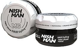 Parfums et Produits cosmétiques Pommade coiffante - Nishman Hair Styling Fibre Cream