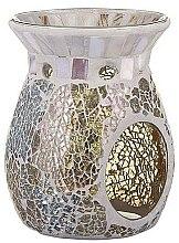 Parfums et Produits cosmétiques Brûleur à tartalettes - Yankee Candle Wax Burner Gold & Pearl