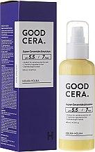 Parfums et Produits cosmétiques Émulsion aux céramides et huile de camélia pour visage - Holika Holika Good Cera Super Ceramide Emulsion