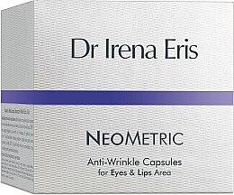 Parfums et Produits cosmétiques Capsules de nuit anti-rides pour yeux et bouche - Dr Irena Eris Anti-Wrinkle Capsules for Eyes and Lips Area