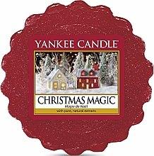 Parfums et Produits cosmétiques Tartelettes de cire parfumée Magie de Noël - Yankee Candle Christmas Magic Tarts Wax Melts