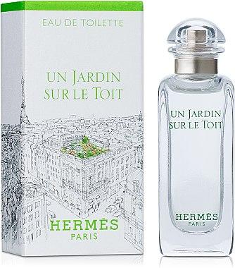 Hermes Un Jardin sur le Toit - Eau de Toilette ( mini ) — Photo N1