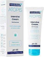 Parfums et Produits cosmétiques Crème à l'huile de graines de chanvre pour visage et corps - Novaclear Atopis Intensive Cream