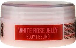 Parfums et Produits cosmétiques Gommage corporel naturel à base de sel de mer et gelée de rose blanche - Stani Chef's White Rose Jelly Body Peeling
