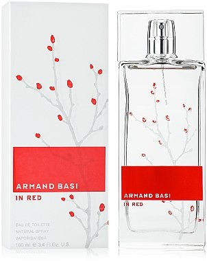 Armand Basi In Red - Eau de Toilette