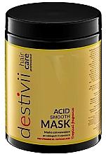Parfums et Produits cosmétiques Masque acidifiant post-décoloration et traitement chimique - V.Laboratories Destivii Acid Smooth Mask
