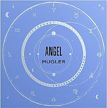 Parfums et Produits cosmétiques Mugler Angel - Coffret (eau de parfum/50ml + lotion corporelle/100ml + eau de parfum/10ml)