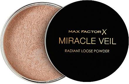 Poudre libre illuminatrice - Max Factor Miracle Veil Radiant Loose Powder
