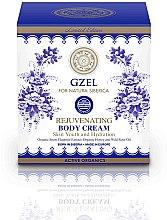 Parfums et Produits cosmétiques Crème à l'extrait biologique de cladonia des neiges et miel pour corps - Natura Siberica Gzel