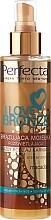 Parfums et Produits cosmétiques Brume bronzante à l'huile de macadamia pour tous types peau - Perfecta I Love Bronze Spray Mist