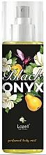 Parfums et Produits cosmétiques Lazell Black Onyx - Brume parfumée pour corps