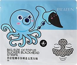 Parfums et Produits cosmétiques Patch anti-points noirs pour le nez et le front - Pilaten Big-Size Octopus Blackhead Strip