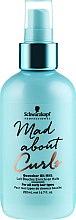 Parfums et Produits cosmétiques Crème hydratante enrichie en huile pour cheveux - Schwarzkopf Professional Mad About Curls Quencher Oil Milk