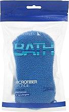 Parfums et Produits cosmétiques Eponge de bain , bleu - Suavipiel Microfiber Bath Sponge Extra Soft