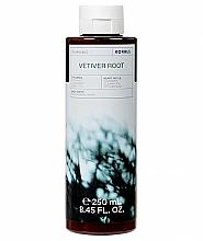 Parfums et Produits cosmétiques Gel douche au vétiver - Korres Vetiver Root Green Tea & Cedarwood Shower Gel
