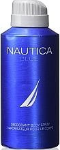 Parfums et Produits cosmétiques Nautica Blue - Déodorant spray pour corps