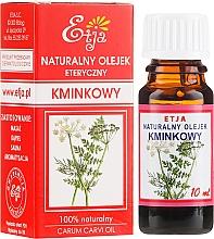 Parfums et Produits cosmétiques Huile essentielle de cumin 100% naturelle - Etja