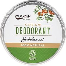 Parfums et Produits cosmétiques Déodorant crème - Wooden Spoon Herbalise Me Cream Deodorant