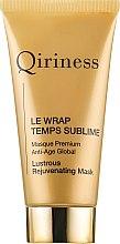 Parfums et Produits cosmétiques Masque anti-âge global pour visage - Qiriness Le Wrap Temps Sublime Masque Premium Anti-Age Global