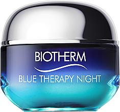 Parfums et Produits cosmétiques Crème de nuit aux acides aminés - Biotherm Blue Therapy Night Cream