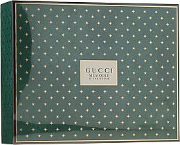 Parfums et Produits cosmétiques Gucci Memoire D'une Odeur - Coffret (eau de parfum/60ml + eau de parfum/5ml)