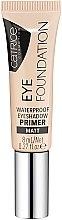 Parfums et Produits cosmétiques Base de fard à paupières mate waterproof - Catrice Eye Foundation Waterproof Eyeshadow Primer