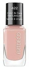 Parfums et Produits cosmétiques Vernis à ongles - Artdeco Color & Care Nail Lacquer