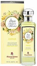 Parfums et Produits cosmétiques Alvarez Gomez Agua Fresca de Flores Ambar - Eau de Toilette