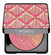 Parfums et Produits cosmétiques Palette de blush et poudre bronzante - Atrdeco Bronzing Blush