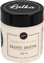 Parfums et Produits cosmétiques Crème-mousse au beurre de karité et Or 24K pour corps - Lalka