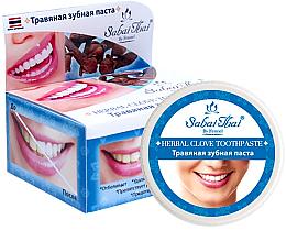 Parfums et Produits cosmétiques Dentrifrice aux herbes et au clou de girofle - Sabai Thai Herbal Clove Toothpaste