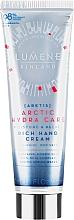 Parfums et Produits cosmétiques Crème hydratante pour mains - Lumene Arctic Hydra Care Moisture & Relief Rich Hand Cream