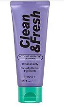 Parfums et Produits cosmétiques Masque d'argile à l'acide hyaluronique pour visage - Eunyul Clean & Fresh Intense Hydrating Clay Mask