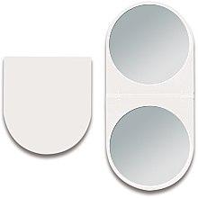 Parfums et Produits cosmétiques Miroir de poche, blanc - Titania